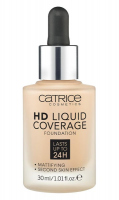 Catrice - HD LIQUID COVERAGE FOUNDATION - 030 - SAND BEIGE - 030 - SAND BEIGE