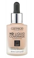 Catrice - HD LIQUID COVERAGE FOUNDATION - 040 - WARM BEIGE - 040 - WARM BEIGE