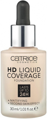 Catrice - HD LIQUID COVERAGE FOUNDATION