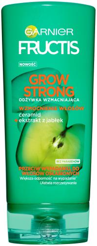 GARNIER - FRUCTIS - GROW STRONG - Wzmacniająca odżywka do włosów osłabionych i wypadających - 200 ml
