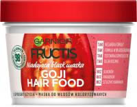 GARNIER - FRUCTIS - GOJI HAIR FOOD MASK - Nadająca blask maska do włosów farbowanych i matowych - Jagody Goji