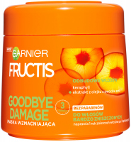 GARNIER - GOODBYE DAMAGE HAIR MASK - Strengthening mask for damaged hair - 300 ml