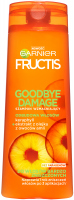 GARNIER - FRUCTIS - GOODBYE DAMAGE - Strengthening shampoo for damaged hair - 250 ml