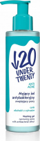 UNDER TWENTY - ANTI ACNE - Antibacterial face cleansing gel - 190 ml