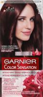 GARNIER - COLOR SENSATION - Permanent hair coloring cream - 5.51 Dark Ruby