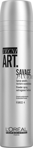 L'Oréal Professionnel - SAVAGE PANACHE SPRAY - Texturing spray powder - 250 ml