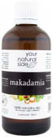 Your Natural Side - 100% naturalny olej makadamia - 100 ml