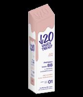 UNDER TWENTY - ANTI ACNE Mattifying BB Cream - Matujący krem BB do cery tłustej, mieszanej i z tendencją do niedoskonałości - 60 ml