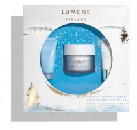 LUMENE - FINLAND - LAHDE - NORDIC HYDRA - DEEP HYDRATION RITUAL - Zestaw prezentowy kosmetyków do twarzy