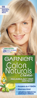 GARNIER - COLOR NATURALS Creme - Permanent super-brightening hair color - 111 Extra Light Natural Ash Blonde