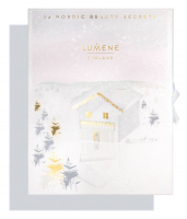 LUMENE - FINLAND - 24 NORDIC BEAUTY SECRETS - Advent calendar with cosmetics for makeup and skin care