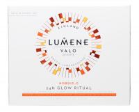 LUMENE - VALO - NORDIC C 24H GLOW RITUAL TRAVEL SET - Travel set of cosmetics for face care