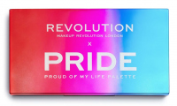 MAKEUP REVOLUTION - PRIDE - PROUD OF MY LIFE SHADOW PALETTE - Paleta 32 cieni do powiek