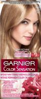 GARNIER - COLOR SENSATION - Trwały krem koloryzujący do włosów - 7.0 Delikatnie Opalizujący Blond