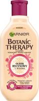 GARNIER - BOTANIC THERAPY - Wzmacniający szampon do włosów osłabionych i łamliwych - Olejek Rycynowy & Migdał - 400 ml
