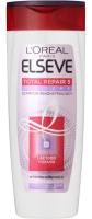 L'Oréal - ELSEVE - TOTAL REPAIR 5 EXTREME - Szampon rekonstruujący do włosów bardzo suchych i zniszczonych - 400 ml