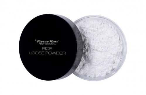 Pierre René - RICE LOOSE POWDER - Puder ryżowy