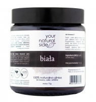 Your Natural Side - 100% natural white clay - 75g