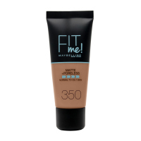 MAYBELLINE - FIT ME! Liquid Foundation For Normal To Oily Skin - 350 CARAMEL - 350 CARAMEL