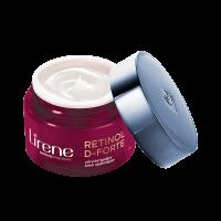 Lirene - RETINOL D-FORTE - Ultra korygujący krem ujędrniający do twarzy - Noc - 50+