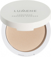 LUMENE - LUMINOUS PRESSED POWDER - Highlightening face powder