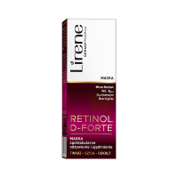 Lirene - RETINOL D-FORTE MASK - Nourishing and firming face mask - 50 ml