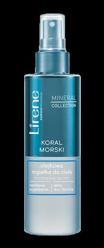Lirene - Mineral Collection - Olejkowa mgiełka do ciała - Koral Morski - 195 ml