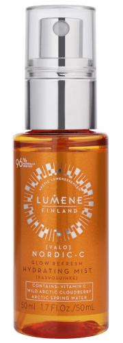 LUMENE - VALO - NORDIC - C GLOW REFRESH HYDRATING MIST - Nawadniająca mgiełka do twarzy z witaminą C - 50 ml