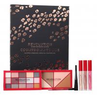 MAKEUP REVOLUTION - COUNTDOWN TO NYE - Kalendarz sylwestrowy z kosmetykami do makijażu