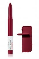 MAYBELLINE - SUPER STAY INK CRAYON - Lipstick in pencil - 55 - MAKE IT HAPPEN - 55 - MAKE IT HAPPEN