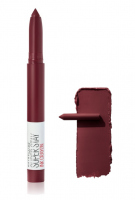 MAYBELLINE - SUPER STAY INK CRAYON - Lipstick in pencil - 65 - SETTLE FOR MORE - 65 - SETTLE FOR MORE