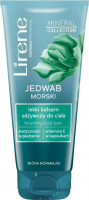 Lirene - Mineral Collection - Light nourishing body balm - Normal Skin - Sea Silk - 200 ml