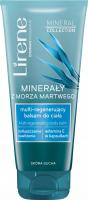 Lirene - Mineral Collection - Multi-regenerujący balsam do ciała - Skóra Sucha - Minerały z Morza Martwego - 200 ml