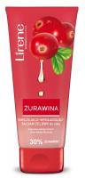 Lirene - Nawilżająco-Wygładzający Balsam Żelowy do Ciała - Żurawina 30% - 200 ml