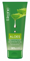 Lirene - Moisturizing and Soothing Body Gel Balm - Aloe 30% - 200 ml