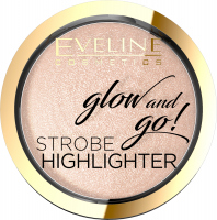 EVELINE - Glow and Go! Strobe Highlighter - Baked face highlighter