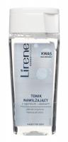Lirene - Tonik nawilżający z ogórkiem i aloesem - 200 ml