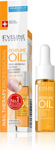 EVELINE - PERFUME OIL - Perfumed cuticle and nail oil - DOLCE VITA