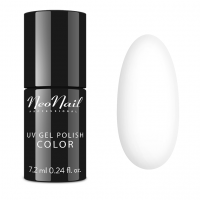 NeoNail - UV GEL POLISH COLOR - MILADY - Hybrid Varnish - 6 ml - 6119-7 MILKY FRENCH - 6119-7 MILKY FRENCH