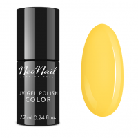 NeoNail - UV GEL POLISH COLOR - CANDY GIRL - Lakier hybrydowy - 6 ml I 7,2 ml - 3201-7 - EXOTIC BANANA - 3201-7 - EXOTIC BANANA