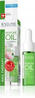 EVELINE - PERFUME OIL - Perfumowana oliwka do skórek i paznokci - GREEN PARADISE
