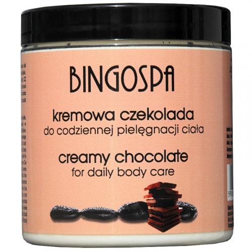 BINGOSPA - Kremowa czekolada do codziennej pielęgnacji ciała - 250g