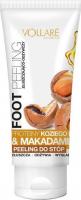 VOLLARÉ - FOOT PEELING - Exfoliating and nourishing foot scrub - 75 ml