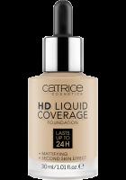 Catrice - HD LIQUID COVERAGE FOUNDATION - Podkład kryjący - 036 - HAZELNUT BEIGE - 036 - HAZELNUT BEIGE