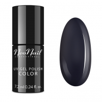 NeoNail - UV GEL POLISH COLOR - GRUNGE - Lakier hybrydowy - 6 ml i 7,2 ml - 3769-7 - STORMY NIGHT - 3769-7 - STORMY NIGHT