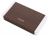 CLARÉ BLANC - MINERAL BASED EYESHADOW PALETTE - 8 mineral eye shadows - STOCKHOLM