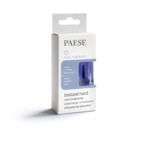 PAESE - NAIL THERAPY - INSTANT HARD NAIL CONDITIONER - Wzmacniająco-utwardzająca odżywka do paznokci - 8 ml