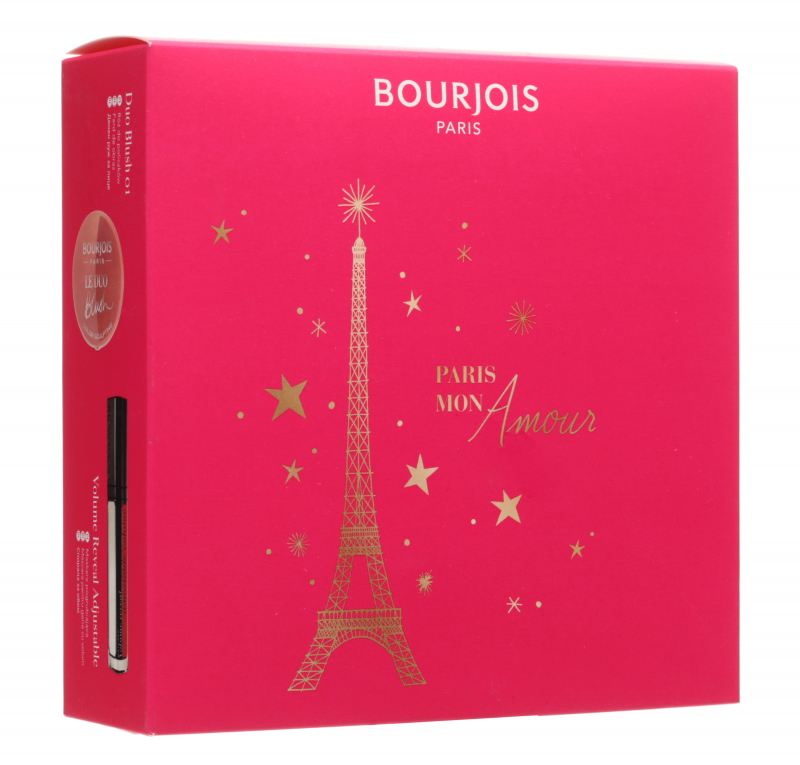 Bourjois Paris Mon Amour Gift Set