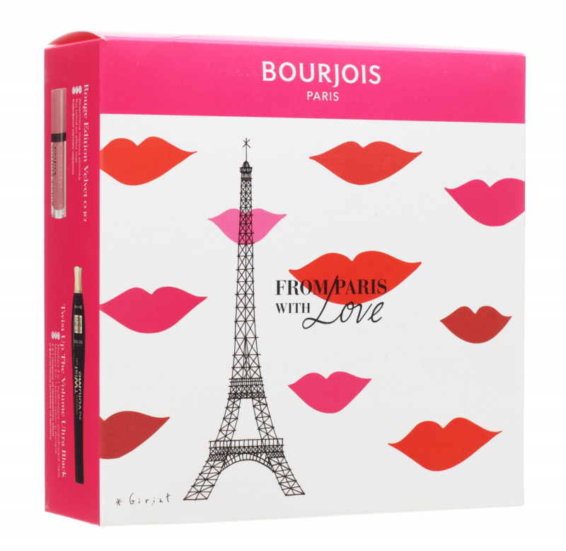From Paris With Love Gift Set