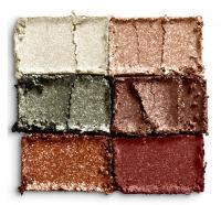 NYX Professional Makeup - LOVE LUST DISCO - FOIL PLAY PIGMENT PALETTE - 6 pigments palette - 01 GET DOWN